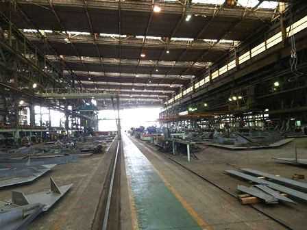 造船場作業場